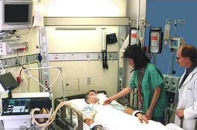 Intensive Care Unit Tour